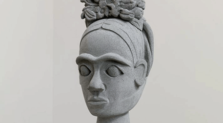 Masterpiece Ankara Heykel - Frida