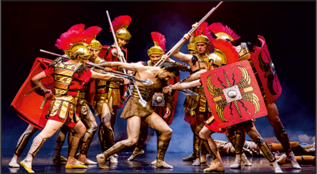 Moscow State Ballet - Spartacus Bal