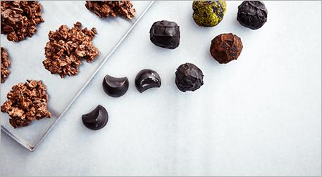 MSA-Çikolata Butuği