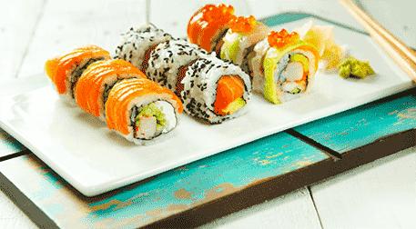 MSA-Küçük Gurme 2-Sushi