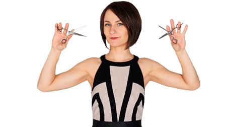 Olga Kot İle Saç Boyaması