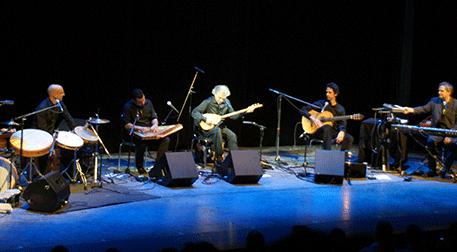 Ömer Faruk Tekbilek Ensemble