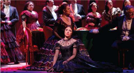 ROH: La Traviata