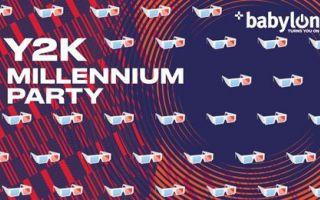 Y2K Millennium Party