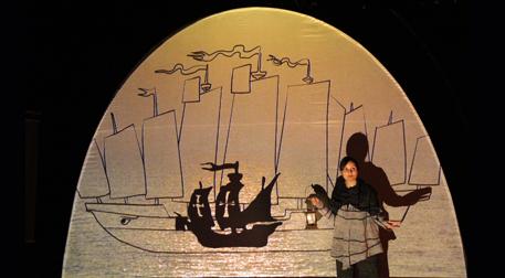 Zheng He'nin Yolculuğu