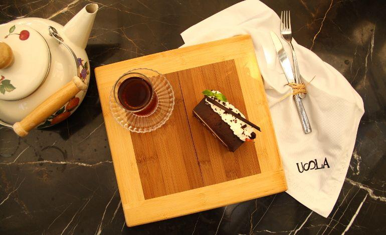 Çay Saatleri ile Usla'da Kendinize Tatlı Bir Mola Verin