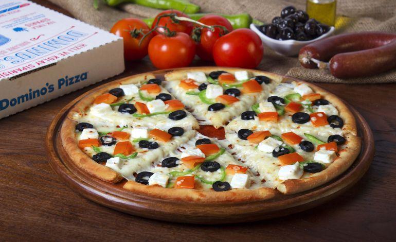 Domino's Pizza'nın Muhteşem Lezzetleri Sizi Bekliyor
