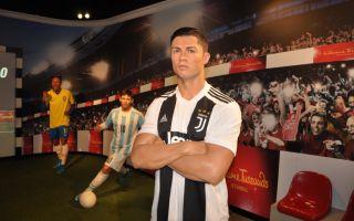 Yılın Transferi Madame Tussauds İstanbul'da Cristiano Ronaldo Yeni Takımında!