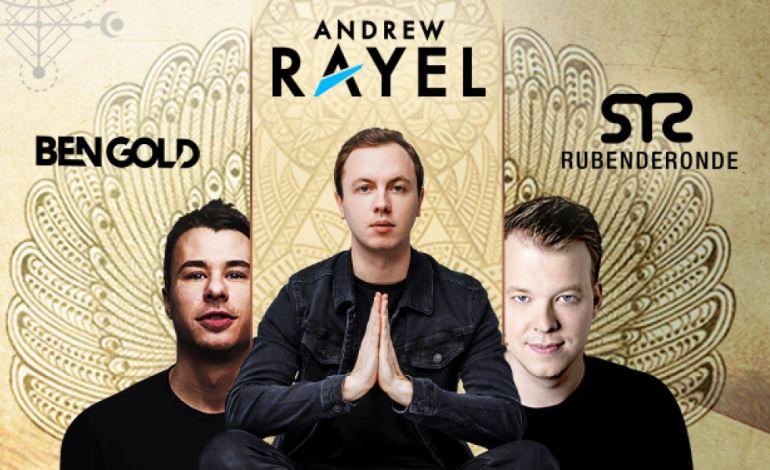 Andrew Rayel - Ruben de Ronde - Ben