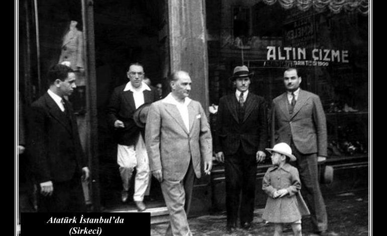 Atatürk İstanbul'da Sergisi