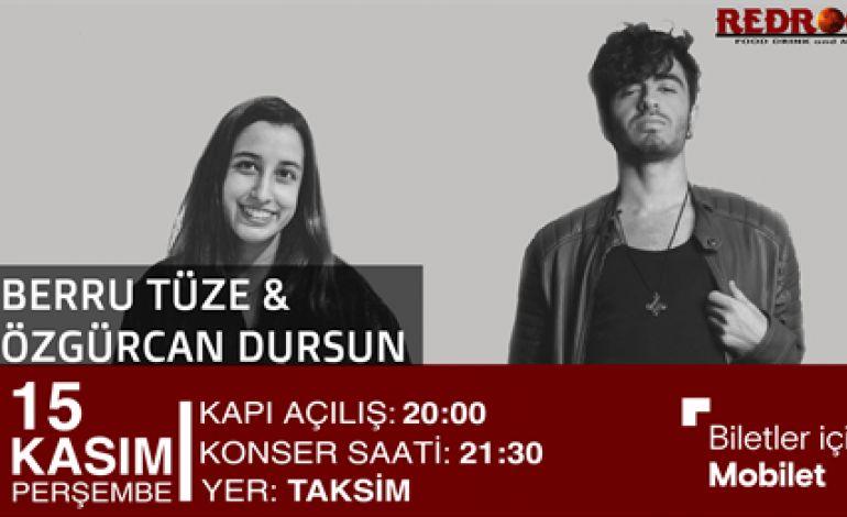 Berru Tüze & Özgürcan Dursun Acoustic Project