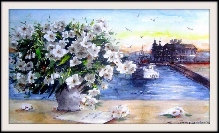 Celal Günaydın- Suluboya Resim Sergisi