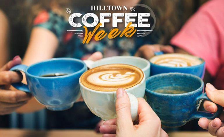 Hilltown AVM Ziyaretçilerini Benzersiz Bir Kahve Deneyimi Bekliyor