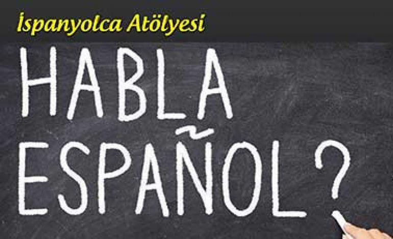 İspanyolca Atölyesi - Lara Zabala Sanchez