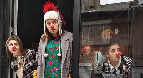 Kırmızı Burun (Palyaço/Clown)