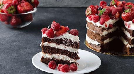Lezzetin En Tatlısı: Naked Cake