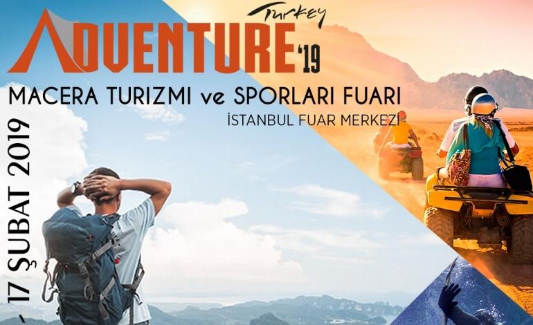Macera Turizmi ve Sporları Fuarı ADVENTURE TURKEY