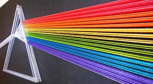 Masterpiece String Art - Dark Side