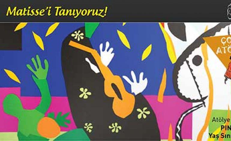 Matisse'i Tanıyoruz!