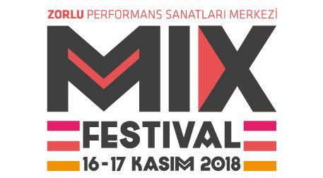 MIX Festival Kombine - 16-17 Kasım