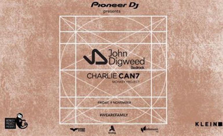 Monkey Project Presents: John Digweed