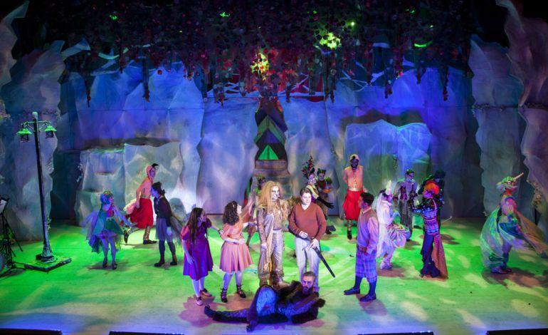 Narnia Günlükleri (Müzikal)