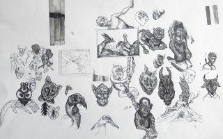 Tinsel Kuşatma Sergisi Kare Sanat Galerisi'nde Açılıyor