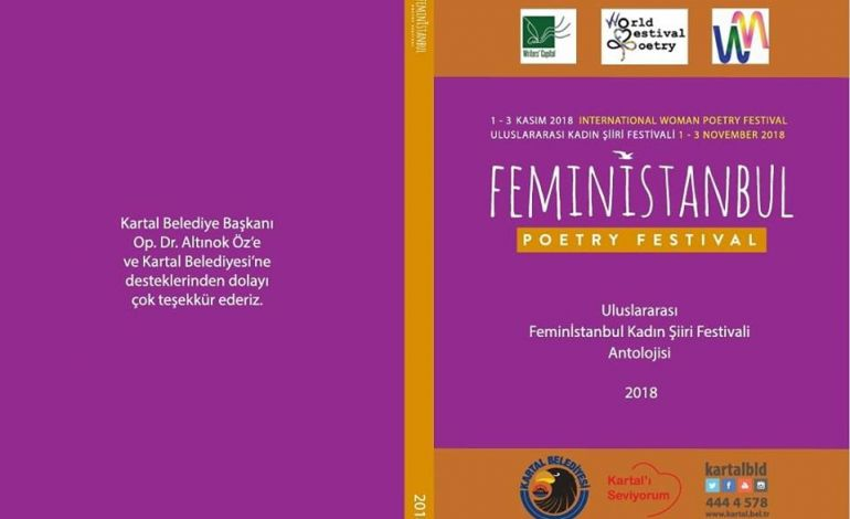 Uluslararası Kadın Şiir Festivalinin Üçüncüsü İstanbul'da Düzenleniyor