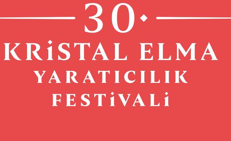 Kristal Elma Festivali'nde Yaratıcılığa Duyulan Aşk Ödüllendiriliyor
