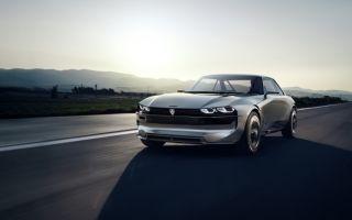 Peugeot, e-Legend Concept