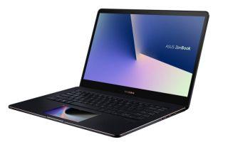 ASUS Çığır Açan Yeni ZenBook Pro'yu Tanıttı