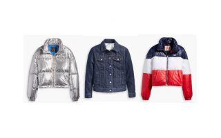 Levi's® Puffer Ceketlerle Soğuk Havalara Hazırız!