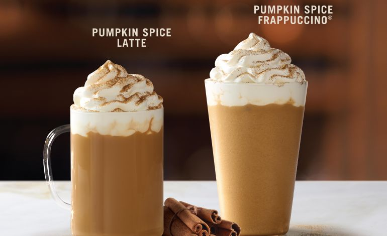 Pumpkin Spice Latte ile Sonbaharın tadını çıkarın!