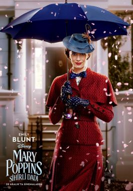 Mary Poppins: Sihirli Dadı