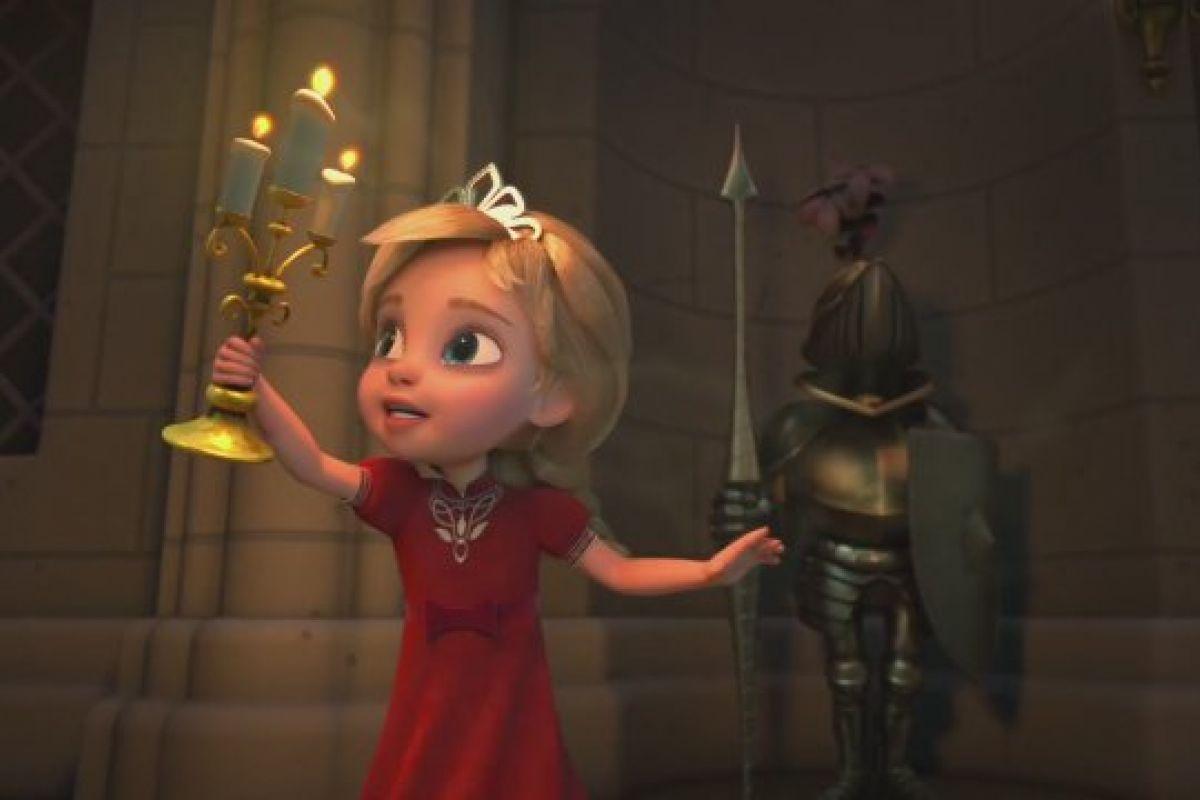 Prenses ve Ejderha