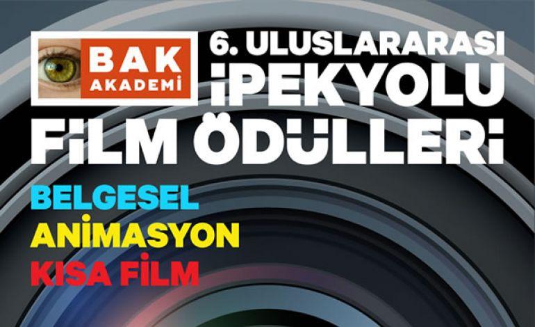 6. Uluslararası İpekyolu Film Ödülleri Sinema Atölyelerine Başvurular Sürüyor