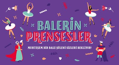 Balerin Prensesler