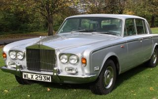 Bohemian Rhapsody ve Rolls-Royce Silver Shadow