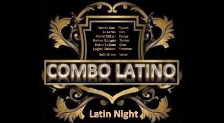 Combo Latino - Latin Night