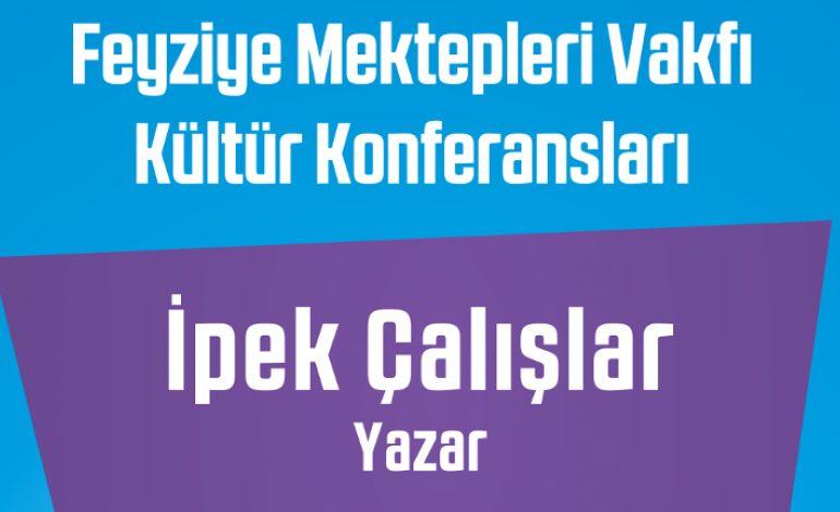 FMV Işık Okulları, Ünlü Yazar İpek Çalışlar'ı Ağırlayacak