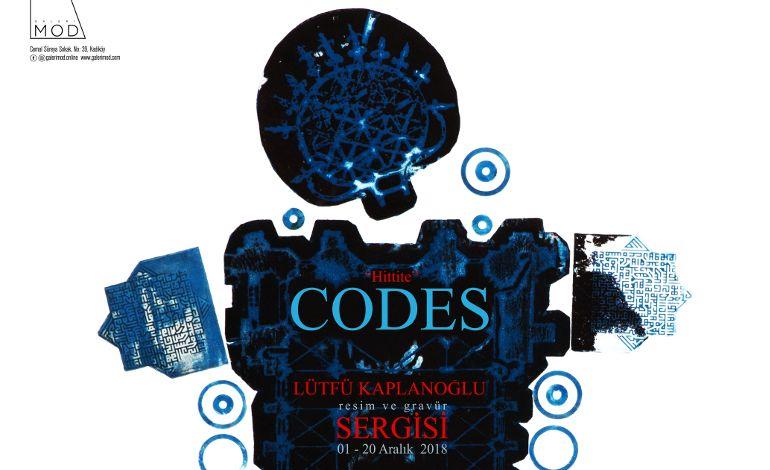 Hittite Codes - Lütfü Kaplanoğlu