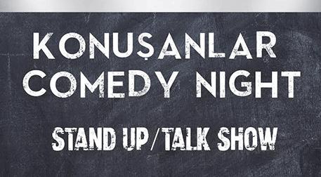 Konuşanlar - Standup - Talk Show
