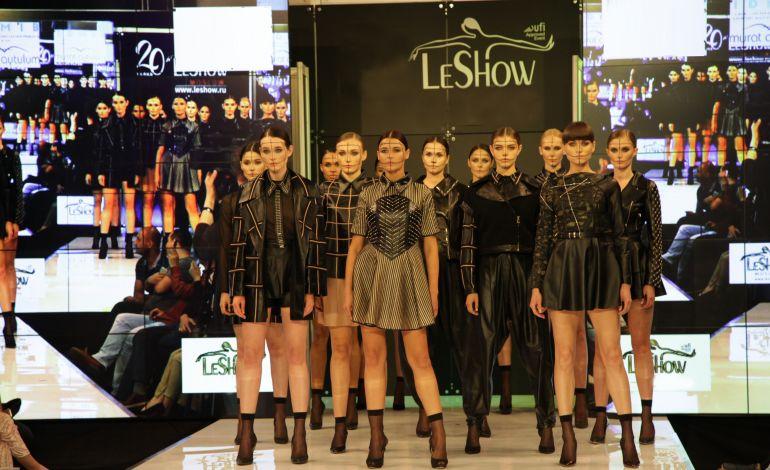 Leshow İstanbul'da Deri ve Moda Rüzgarı Estirecek