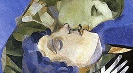 Masterpiece Galata Resim - Chagall