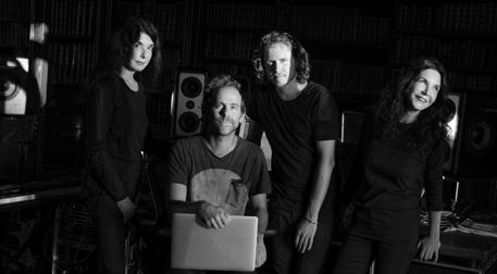 MDH Quartet- Chalmin, Dessner, Labè