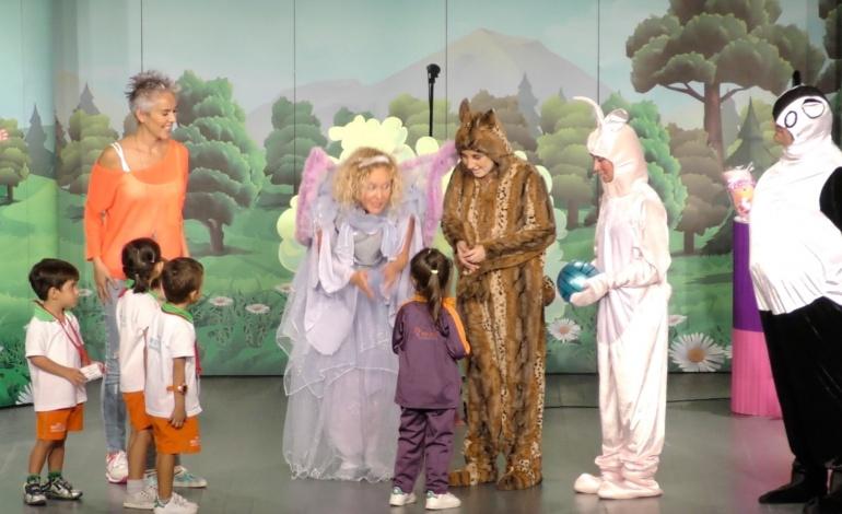 Tavşan Hophop İngilizce Öğreniyor