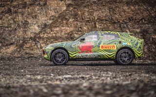 Aston Martin' in İlk SUV' u DBX Sahneye Çıkmaya Hazırlanıyor