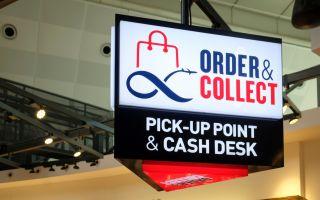 ATÜ Duty Free'nin Yeni Hizmeti Order&Collect Yayında