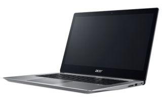 İnce, Şık Tasarımıyla Göz Dolduran Acer Swift 3, Dikkatleri Üzerine Çekiyor