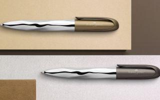 Metalik Rekleriyle Faber-Castell Loom & Nice Pen Serisi